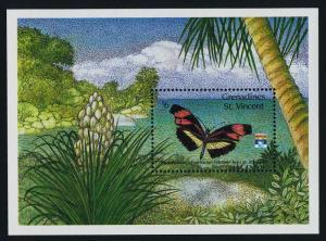 St Vincent Grenadines 895 MNH Butterfly