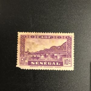 Senegal Scott # 147 Used