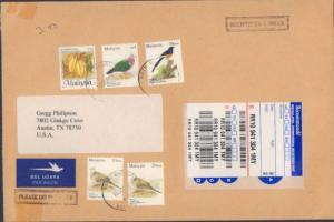 Malaysia, Registered, Birds