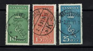 Denmark SC# B23 - B5 - Used - Lot 012917