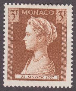 Monaco 393  Princess Grace Kelly 1957