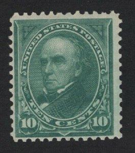 United States MINT Scott Number 273  MNH   F-VF -  BARNEYS