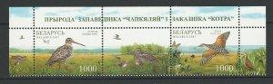 Belarus 2007 Birds 2 MNH stamps