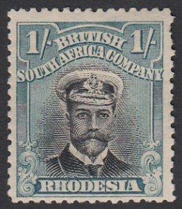 Rhodesia 130 MH CV $15.00