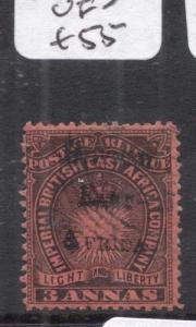 British East Africa SG 37 VFU (4dkc)