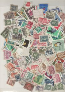 COLLECTION LOT # L6 POLAND 151gr ABOUT 2300 STAMPS FREE H & S