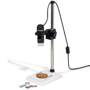 Lighthouse Stamp Coin Universal Stand & USB Digital Zoom 5 Megapixel Microscope