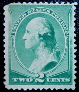 U. S. 213 Unused FVF SCV$14.00 Low Start