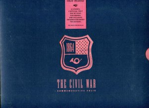Civil War 1864 Sc 4910 - 4911 Forever Folio Unopened Limited Edition