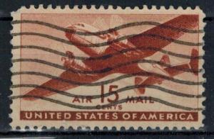 USA - Air Mail - Scott C28