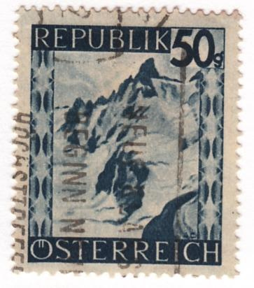 Austria, Scott # 473, Used