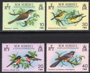 NEW HEBRIDES-BRITISH SCOTT 276-279