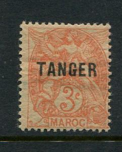 French Morocco #74 Mint