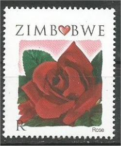 ZIMBABWE, 2008, MNH K, Valentine's Day Scott