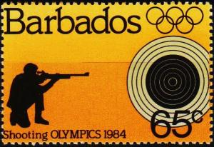 Barbados. 1984 65c S.G.746 Unmounted Mint