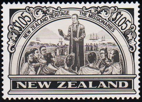 New Zealand. 1989 $1.05 S.G.1509 Fine Used
