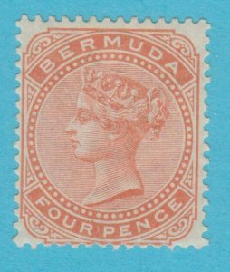 BERMUDA 17 MINT HINGED OG *  NO FAULTS VERY  FINE !