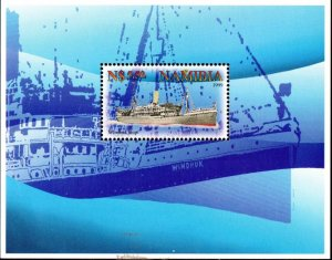 Namibia - 1999 Windhuk Commemoration MS MNH** SG MS832