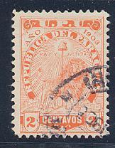 Paraguay Scott # 85, used