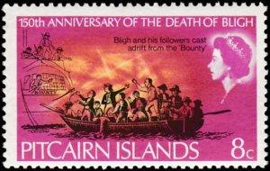 Pitcairn Islands Used # 86