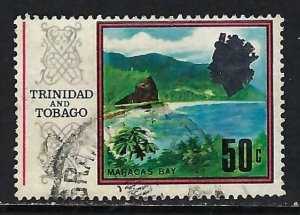 TRINIDAD & TOBAGO 156 VFU W726-1