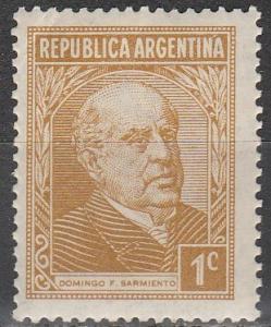 Argentina #419  MNH (S1706)
