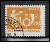 Romania Used Fine D36964