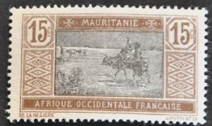 DYNAMITE Stamps: Mauritania Scott #26 – MINT hr