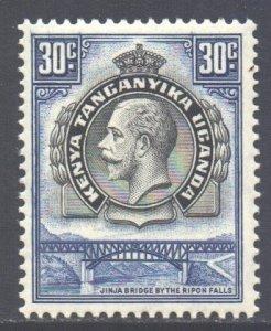 KUT Scott 51 - SG115, 1935 George V 30c MH*