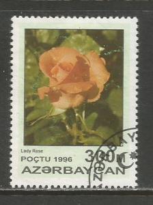 Azerbaijan   #602  Used  (1996)