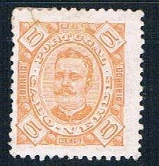 Cape Verde 24 MLH King Carlos 1894 (MV0070)