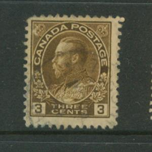 Canada SG 205  Fine Used