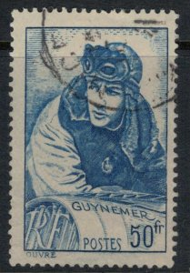 France #396 CV $9.00 Georges Guynemer