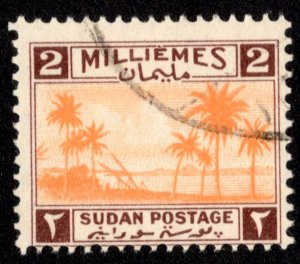 Sudan Scott 64 Used.
