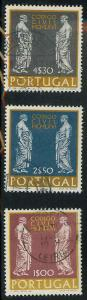 Portugal 1001-1003 Used VF