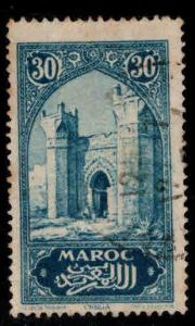 French Morocco Scott 100 Used stamp