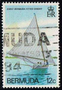 Bermuda #437 Fitted Dinghies; Used (0.25)