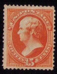 US Sc 189 Mint,No Gum Soft Porous Paper Bright Vibrant Color F-VF