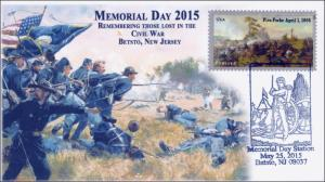 2015, Memorial Day, Civil War, Betsto NJ, Pictorial, event, 15-142