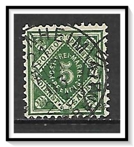Wurttemberg #O4 Official Used
