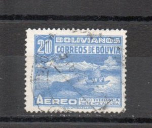 Bolivia C83 used