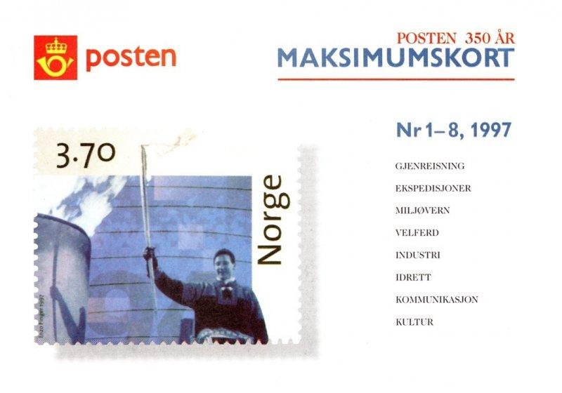 Norway, Postal Stationary, Olympics