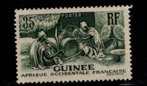 FRENCH GUINEA Scott 137 MH* stamp