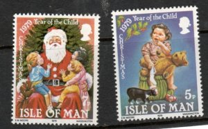 Isle of Man 1979 Year of the Child MNH