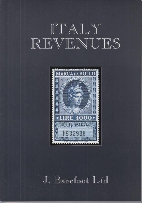 Italy Revenues, by J. Barefoot, NEW