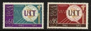 Algeria 339-400 MNH ITU