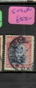 SOUTHERN RHODESIA (PP1005B)  KGV  10D    SG 9     VFU