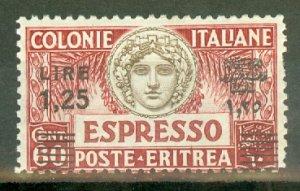 C: Eritrea E8b mint CV $9500