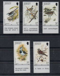 JERSEY - 1992 - BIRDS -