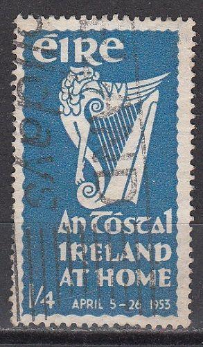Ireland Scott 148 Used (Catalog Value $32.50)